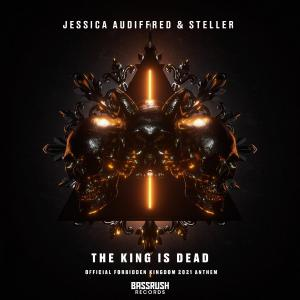 poster for The King Is Dead - Jessica Audiffred & Steller