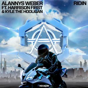 poster for Ridin (feat. Harrison First & Kyle the Hooligan) - Alannys Weber