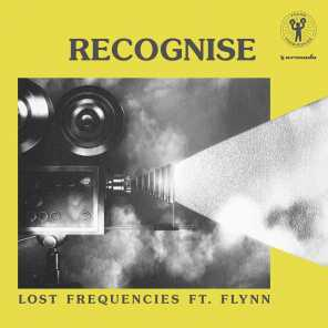 poster for Recognise (feat. Flynn) - Lost Frequencies