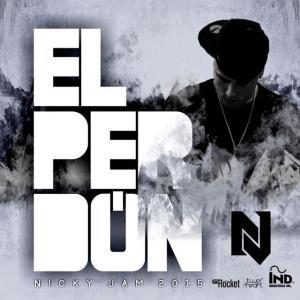 poster for El Perdón - Nicky Jam (Prod.)