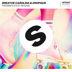 poster for Promises (feat. Reigns) [Extended Mix] - Breathe Carolina & Dropgun