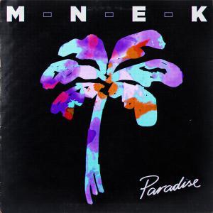 poster for Paradise - MNEK