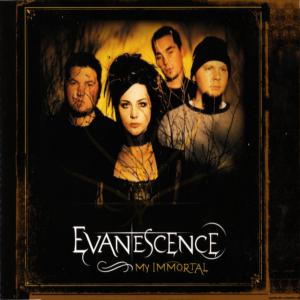 poster for My immortal - evanescence