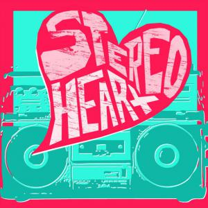poster for Stereo Hearts - My Hearts A Stereo