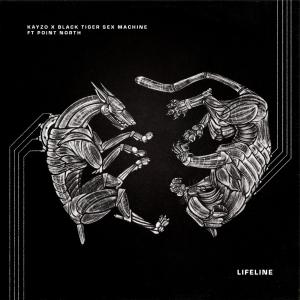 poster for Lifeline - Kayzo, Black Tiger Sex Machine & Point North