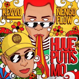 poster for Hijueputismo (feat. NENGO FLOW) - KEVVO