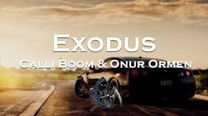 poster for Exodus - Calli Boom & Onur Ormen