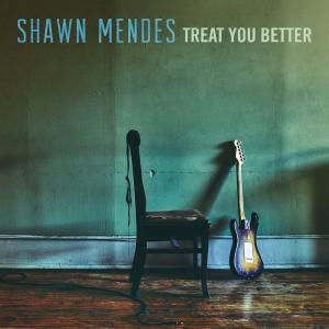 poster for Treat you better - Shawn mendes