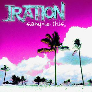 poster for I'm With You - Iration