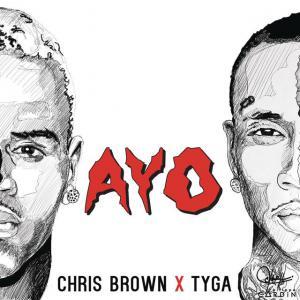 poster for Ayo - Chris Brown & Tyga