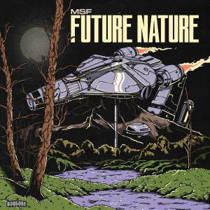 poster for Future Nature - MSF