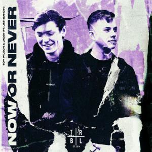 poster for Now or Never (feat. Linn Sandin) - Tom Wilson & Jagsy