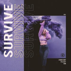 poster for Survive - Spinner Sunny, Verb & Stella Key