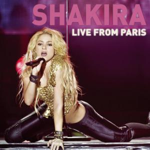 poster for Te Dejo Madrid (Live Version) - shakira