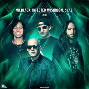 poster for Do It - MR.BLACK, Infected Mushroom & Skazi