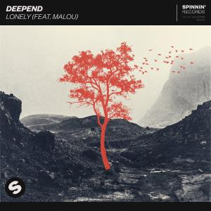 poster for Lonely (feat. Malou) - Deepend