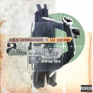 poster for Arms Around You- XXXTENTACION x Lil Pump