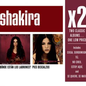 poster for Ciega Sordomuda - shakira