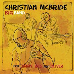 poster for Milestones - Christian McBride Big Band