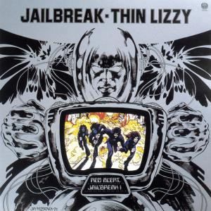 poster for The Boys Are Back In Town - Thin Lizzy