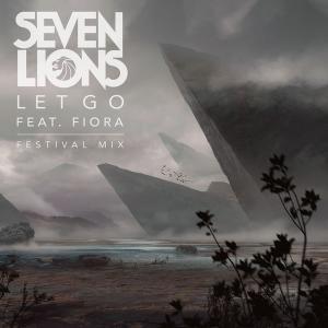 poster for Let Go (feat. Fiora) [Festival Mix] - Seven Lions