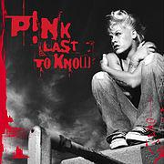 poster for Last To Know - Pink