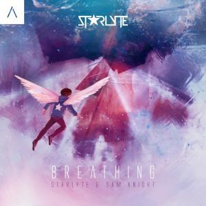 poster for Breathing - STARLYTE & Sam Knight