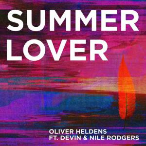 poster for Summer Lover (feat. Devin & Nile Rodgers) - Oliver Heldens