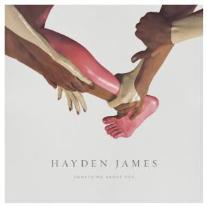 poster for Something About You - Hayden James
