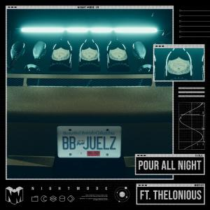 poster for Pour All Night (feat. Thelonious) - Juelz