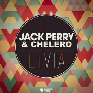 poster for Livia (Club Extended) - Jack Perry