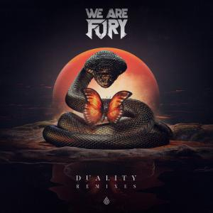 poster for Echoes (Slippy Remix) [feat. Micah Martin] - WE ARE FURY
