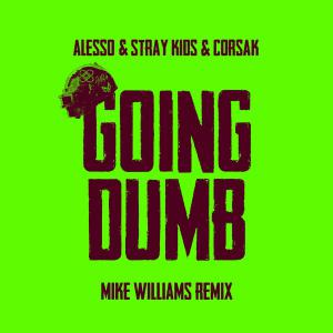 poster for Going Dumb (Mike Williams Remix) - Alesso, Stray Kids & CORSAK