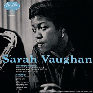 poster for Lullaby Of Birdland (feat. Clifford Brown) - Sarah Vaughan