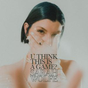 poster for U Think This Is a Game? - Sarah Wolfe