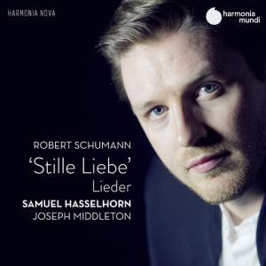 poster for 5 Lieder, Op. 40: 3. Der Soldat - Samuel Hasselhorn, Joseph Middleton