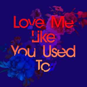 poster for Love Me Like You Used To (feat. Cecilia Gault) - Kaskade