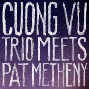poster for Not Crazy (Just Giddy Upping) - Cuong Vu, Pat Metheny
