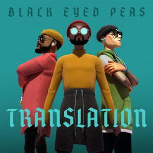 poster for NO MAÑANA - Black Eyed Peas, El Alfa