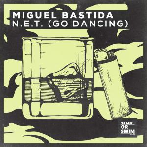 poster for N.E.T. (Go Dancing) - Miguel Bastida