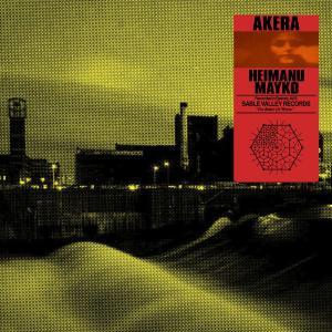 poster for Akera - Heimanu & Mayko