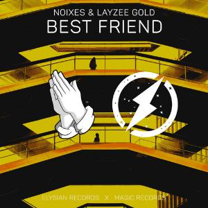 poster for Best Friend - NOIXES & Layzee Gold