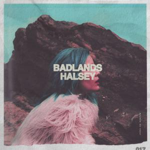 poster for Halsey - Hurricane