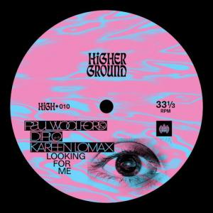 poster for Looking For Me - Paul Woolford, Diplo, Kareen Lomax
