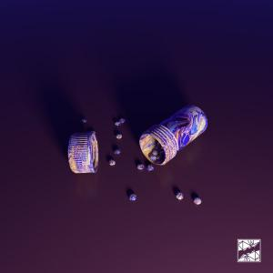 poster for Medicine (Eater Remix) - soulecist., Eater & Pipa Moran