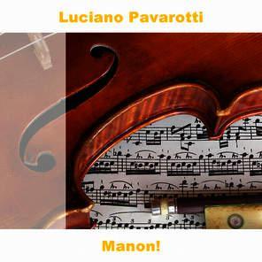 poster for Son Salvo, Alfin Son Salvo - Luciano Pavarotti