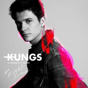 poster for Be Right Here (feat. GOLDN) - Kungs & Stargate