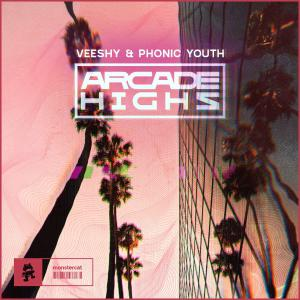 poster for Arcade Highs (Instrumental Mix) - Veeshy & Phonic Youth