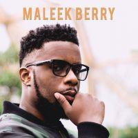 poster for I Spit Fire - Maleek Berry