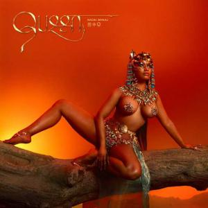 poster for Majesty (feat. Eminem) - Nicki Minaj & Labrinth